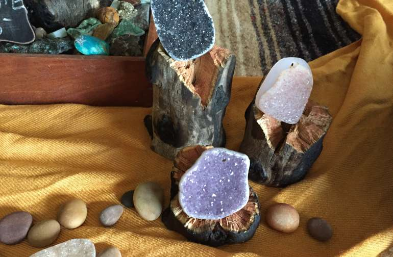 Lapidary Arts Camp/ extension