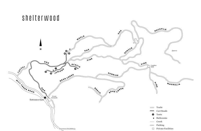 Shelterwood- Complete Property
