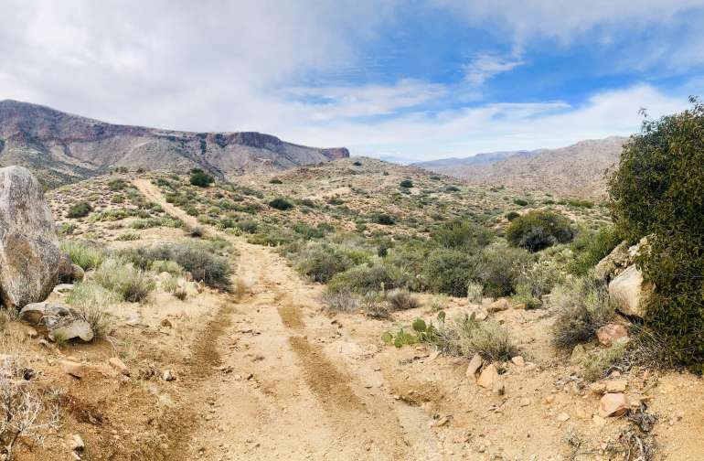 Hike, ride your horse, ATV, mountain bike or pack animal through miles of pristine high desert... ask us to help you arrange pack animals, horses or ATV tours.