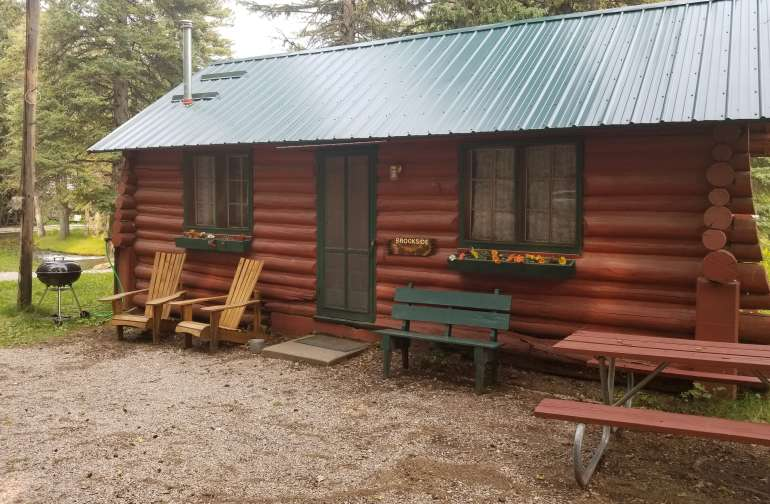 Brookside Cabin by the Creek