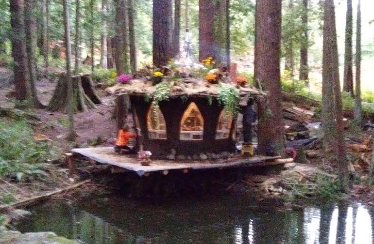 Fairy Tale Magic Mush Room