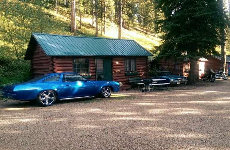 Lakota Cabin
