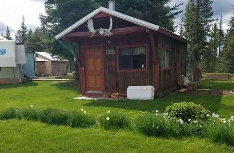 Cabin in Forrest