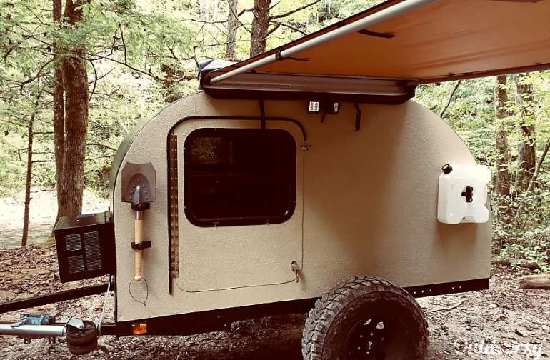 Patty Wagon with ARB awning