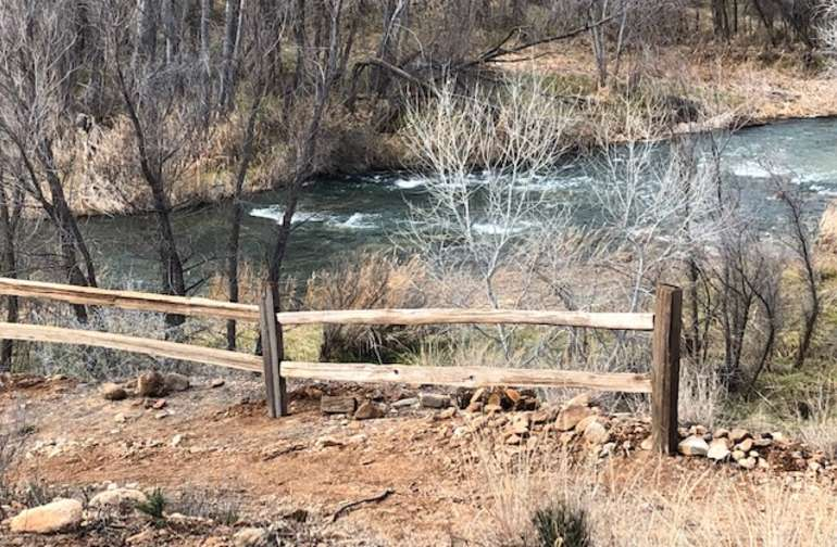 Verde River view