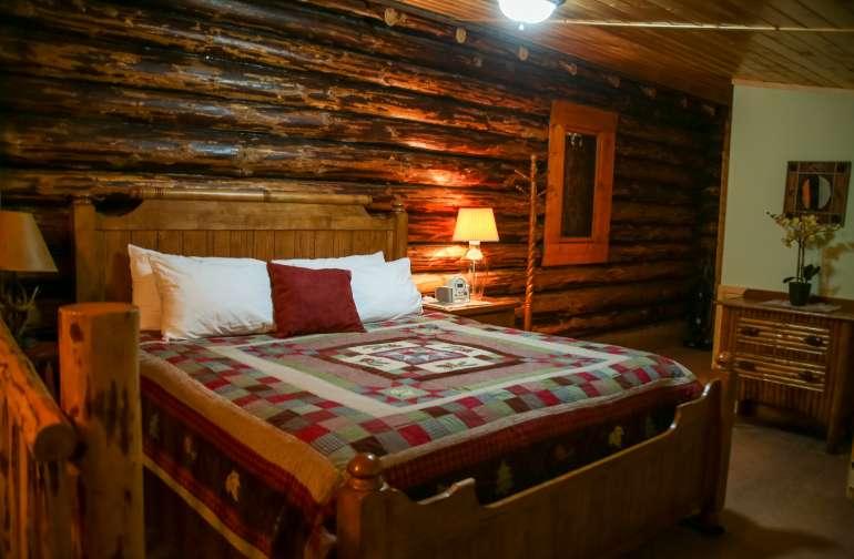 Saddle Shed Cabin