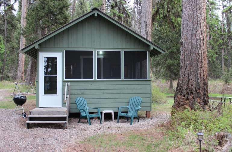 Thimbleberry Cabin