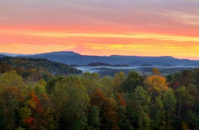Stunning Sunrises!