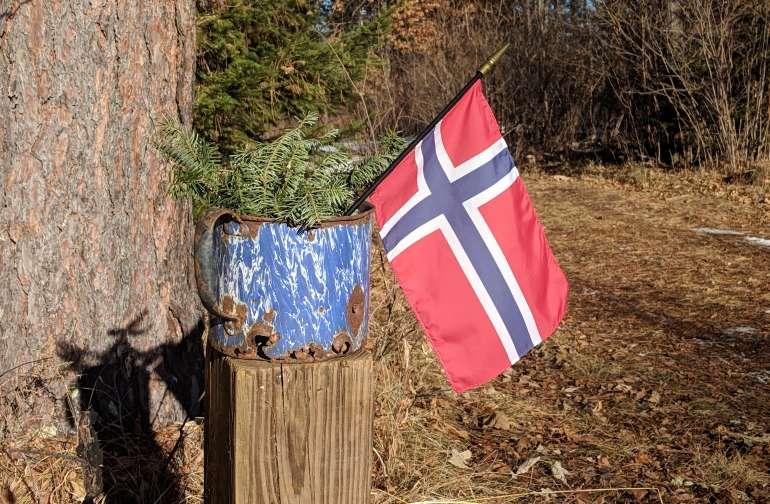 Guud ol' Norvegian Camp, yah.