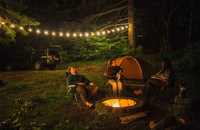 full hookup Camping nära Yellowstone gratis online dating KZN