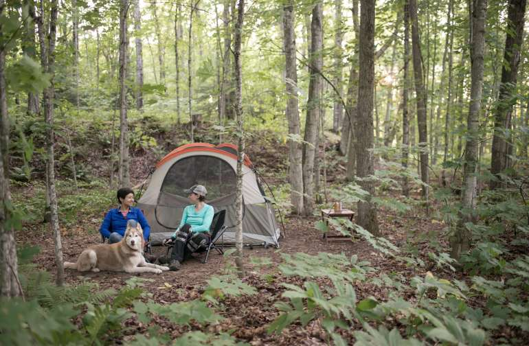 30 Best Campgrounds in Michigan