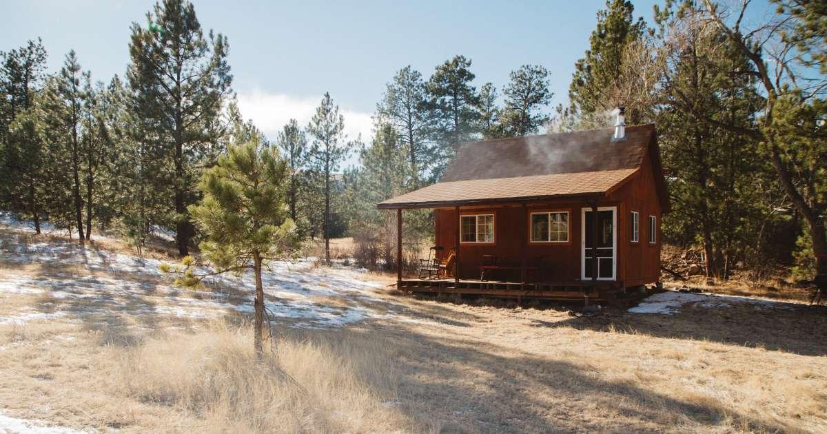 Camping Cabins Colorado Springs