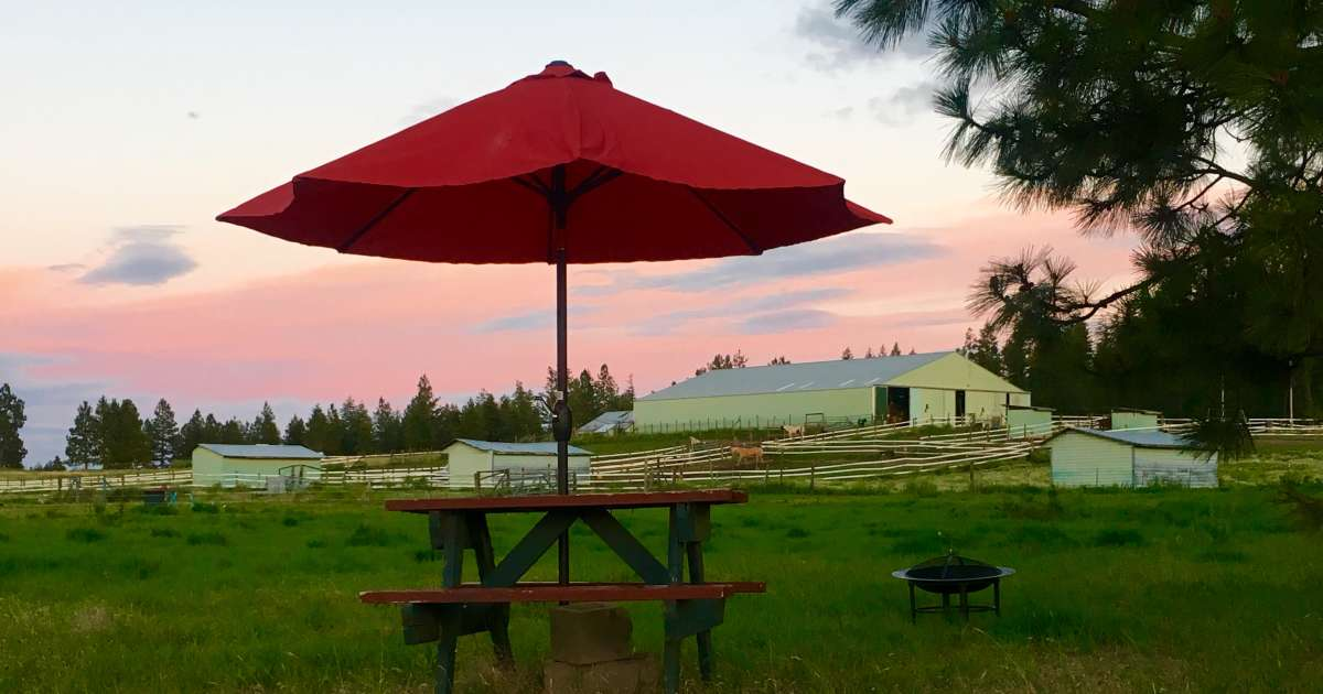 Camping Near Spokane The 20 Best Campgrounds Hipcamp