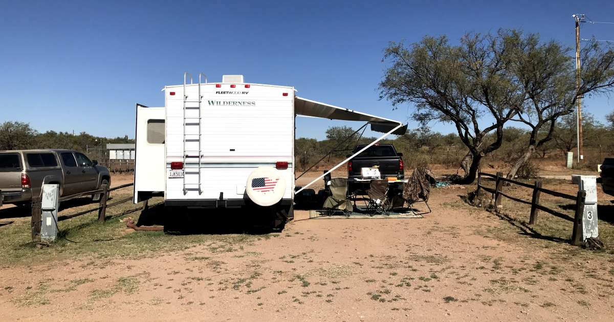 The best campgrounds near Arivaca