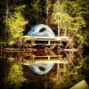 Meadow Mtn Tent Platform