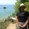 South Manitou Island - the Bay Campground