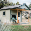 Tiny House Cabin in San Gabriels