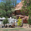 RV Camp Among anasazi Ruins!
