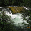 Salmon Creek Falls Campground