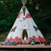 #3 Family Teepee Creekside