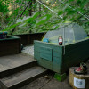 #9 Platform Camping Creek View