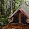 Yurt Tent at Rocky Top Farms
