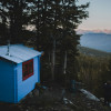 Tiny Alpine Cabin near Aspen / Vail