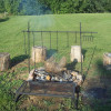 Cowboy Cookout Campsite