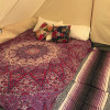 Canvas Tent Forest Nook