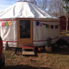 Off-Grid Yurt in Durham CT
