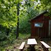 Forest Cabin Getaway