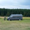 Diamond P Camping W Yellowstone