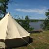 Bull Creek Peninsula Campground