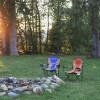 Yurt Camping under Sis-Q Stars