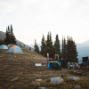 Glacier Mountain Camp