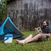 Shaggy Bark Camping