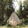 Traditional Style Tipi
