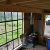 Vermont Hide-A-Way Hilltop Shed