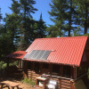 The Copper Cabin