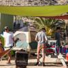 SAGE Camping Deck