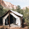 Water Canyon Cliffside Tent 1