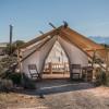 Moab Safari Tent Adjacent Tipi