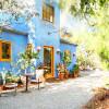 The Little Blue Bungalow