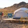 Desert Daisy- 2nd Tent Platform