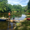Primitive Camping on the River