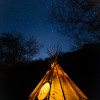 16' water tipi