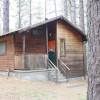 Rustic 6-person Cabins in the Woods