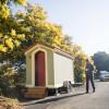 Cozy Caravan Style Tinyhouse Camp