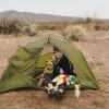 Desert Farm Tent Camping