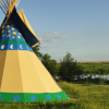 Tipi Camp-Walking Stick Adventures
